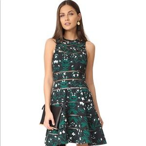 Keepsake Women's Night Dance Dress Floral print M
